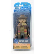 """Funko Playmobil Doctor Who Fourth 4th Doctor Tom Baker 6"""" Collectible Fi... - $18.20"""
