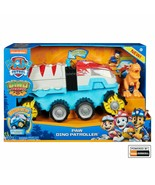 PAW Patrol, Dino Rescue Dino Patroller Motorized Team Vehicle Chase And ... - $66.64