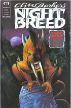 Clive Barker's Night Breed Comic #11, Marvel 1991 NM - $3.00