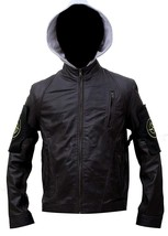 Tom Clancy's The Division Game Leather Jacket image 2