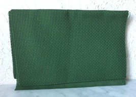 """Forest Green Aida Cross Stitch Fabric - 6 Count - Cotton - 12-1/2"""" x 65"""" - $33.20"""