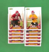 2006 Score Kansas City Chiefs Football Set  - $3.00