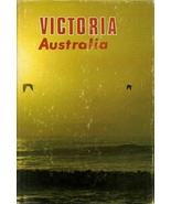 Victoria Australia Southern Cross Hardcover Book 1968 - $1.99