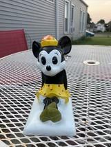 Vintage Walt Disney Productions Minnie Mouse Bookend - $12.86