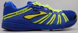 Brooks Racer ST 5 Men's Running Shoes Size US 10 M (D) EU 44 Blue 1000181D717