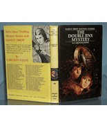 Nancy Drew #50 The Double Jinx Mystery True 1st... - $12.99