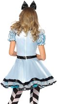 Women's Sexy Psychedelic Alice in Wonderland Deluxe Costume Fairy Tale Cosplay image 2