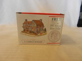 Liberty Falls B. Cummings Signmaker House Figurine - $22.27