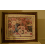 Print Oil Painting of Roses - $500.95
