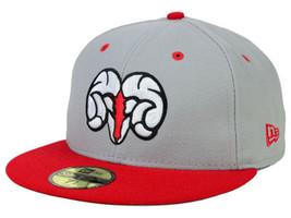 New NCAA New Era Winston-Salem State Univ. Rams Logo Hat SZ-6 7/8 20534189 678 - $24.70