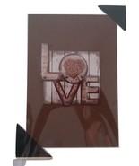 Love greeting card - $3.00