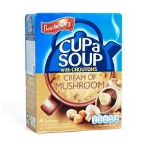 2 x Batchelors Cup a Soup - Cream of Mushroom, ... - $16.98