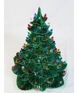 """Arnels 15"""" Replacement Ceramic Christmas Tree & 141 Twist Bulbs TOP ONLY... - $49.49"""