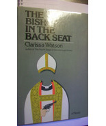 The Bishop in the Back Seat by Clarissa Watson (1979, Hardcover) - $7.43