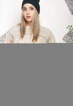 Crop knit jumper - 90s vintage sweater - $34.42