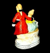 Japanese Lady Figurines AB 741 Vintage image 4