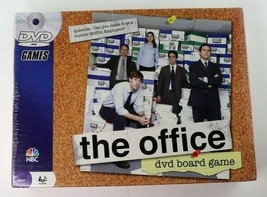 The Office DVD Board Game 2008 Pressman-NEW and Factory Sealed/Shrink Wrapped - $29.95