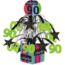 Milestone Celebrations Mini Cascade Centerpiece with Base 90th/Case of 6 - €30,55 EUR