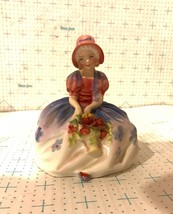Royal Doulton Porcelain Figurine HN1467 Monica - $14.95
