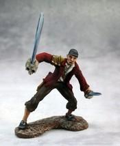 Elsker Longlegs Pirate Reaper Miniature Dark Heaven Legends Rogue Fighter Melee - $6.43