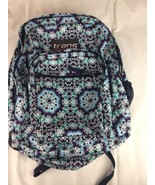 Trans by Jansport Backpack Supermax Navy Moonshine Moroccan -  Used - $19.32