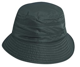 88f65b7522cde Scala Classico Women  39 s Waterproof 3 Inch Brim Lined Rain Hat