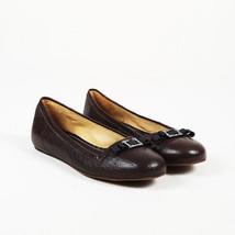 Lanvin Leather Embellished Bow Flats SZ 36 - $185.00