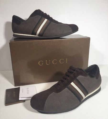 c6c649277ee Gucci GG Guccissima Brown Leather Logo and 50 similar items