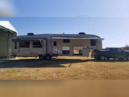 2018 JAYCO EAGLE 355MBQS FOR SALE IN Perry, Ok 73077 image 2