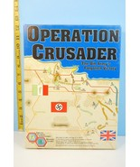 Operation Crusader: The 8th Army's Forgotten Victory - Fresno Gaming Unp... - $74.80
