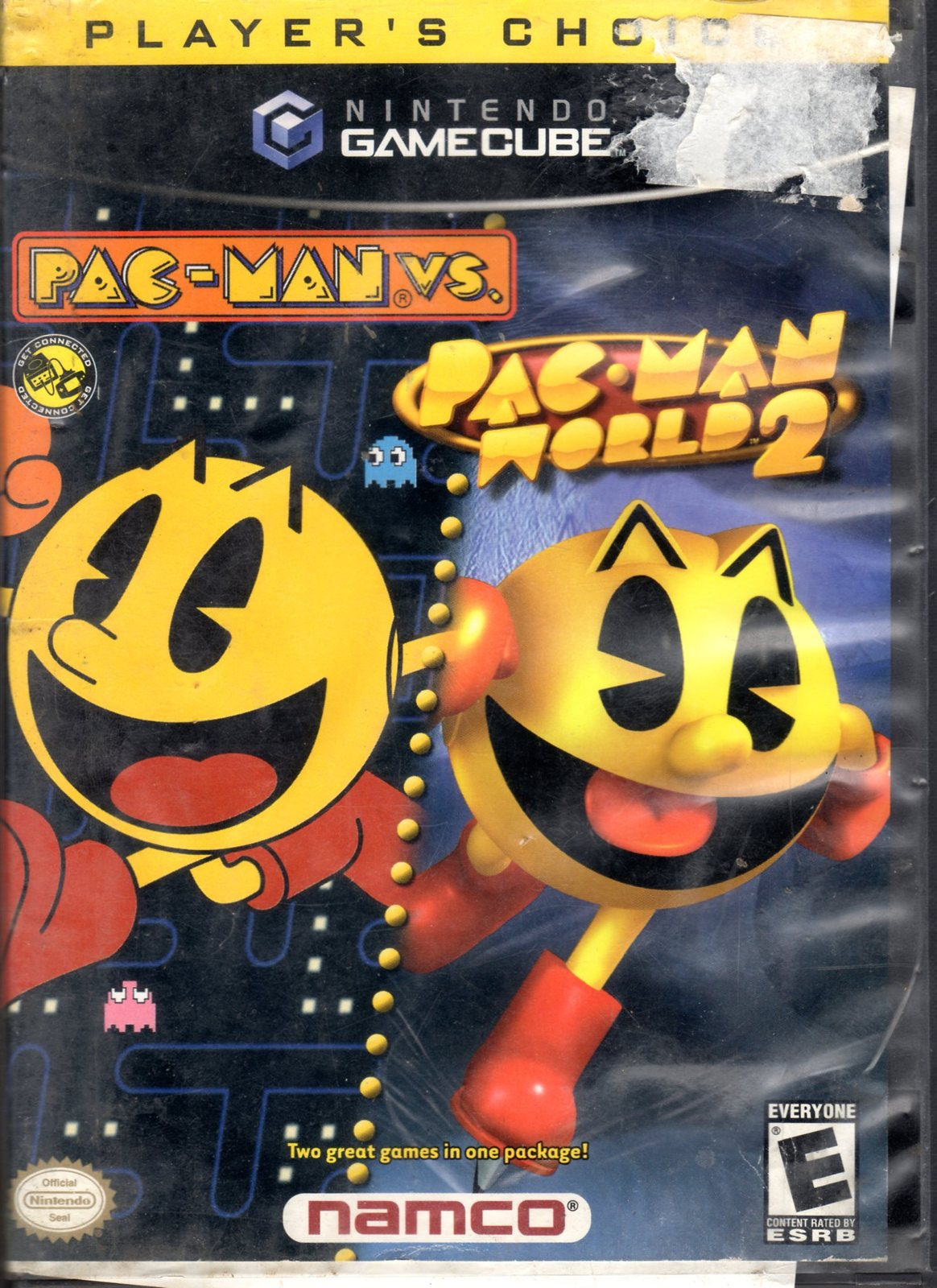Primary image for Pac-Man Vs Pac-Man 2 Nintendo Gamecube