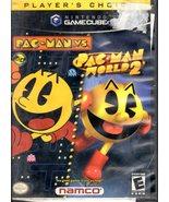 Pac-Man Vs Pac-Man 2 Nintendo Gamecube ( No Manuel) - $8.95