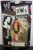 "New! 2002 Jakk's Pacific NWO Back & Bad ""Scott Hall"" Action Figure WWE {... - $24.74"