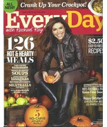 EveryDay with Rachael Ray Magazine October 2011 NEW UNREAD CONDITION - $3.95