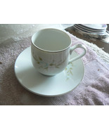 Sango cup and saucer (Chapel Rose) 6 available - $2.92