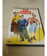 The Three Stooges (DVD, 2003) Larry, Mo & Curly, Full Screen for All Fam... - $4.94