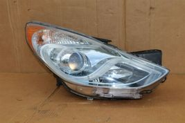 11-15 Hyundai Sonata Hybrid Projector Headlight Passenger Right RH - POLISHED image 8