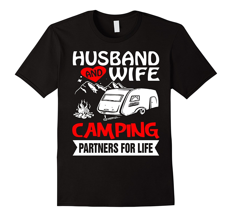 New Fashion Shirt Husband And Wife Camping Shirt