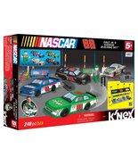 Nascar Dale Jr's Garage Building Set  - $35.00