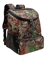 Large Padded Backpack Cooler - Fully Insulated, Leak and Water Resistant... - $49.30