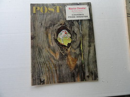 Saturday Evening Post Magazine Back Issue August 30 1958 Complete Rockwell - $19.99