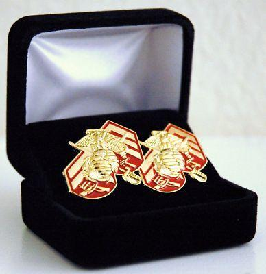 Primary image for USMC RANK Cuff Links