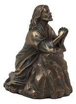"Ebros Agony in The Garden of Gethsemane Statue 6"" H Roman Catholic Christian Chr - $29.99"