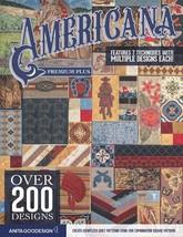 Anita Goodesign - Americana Premium CD/ no book - $40.67