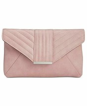 INC International Concepts Luci Quilted Envelope Clutch (Pastel Pink) - $24.99