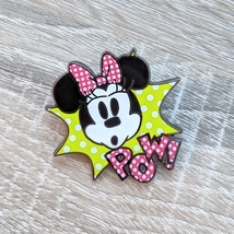 Minnie Mouse Pow! Disney Pin - $15.00