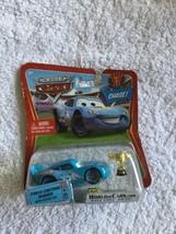 Disney  Pixar CARS Movie 1:55 Die Cast Car Dinoco Lightning McQueen w/Pi... - $35.96