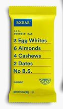 Single Rx Bars Your Favorite Flavors available to Mix & Match (Lemon) - $3.91