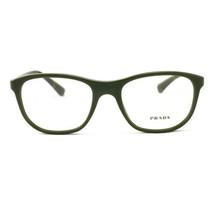 Prada Eyeglasses VPR 29S UF8 1O1 Shiny Green 54 19 140 Acetate - $64.60