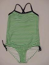 Kanu Surf Girls' Bali One-Piece Swimsuit, Green  Size 12 - $17.95